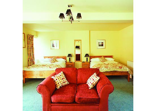 North Berwick Golf Lodge: lounge