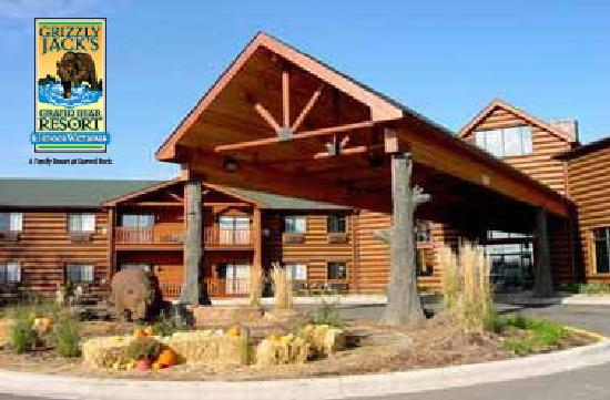 Grizzly Jack's Grand Bear Resort - UPDATED 2017 Prices ...