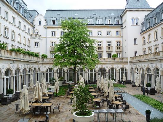 Villa Kennedy Hotel Frankfurt Germany
