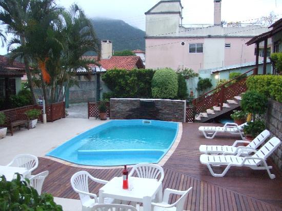 Pousada do Atoba: The Pool Area