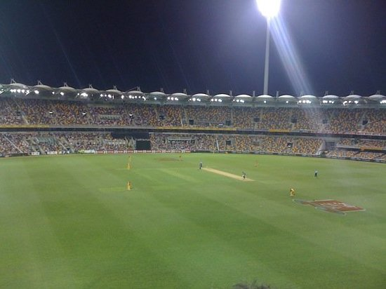 Brisbane, Australien: THE GABBA