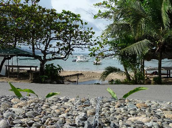 KOKi Beach Restaurant & Bar: the view