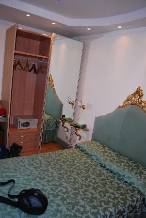 อิมพีเรียมสวีตโนวานา: Ara Pacis Room
