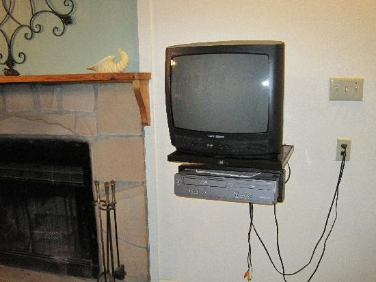 Willow Valley Resort: the TV