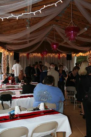 Pinewoods Resort: The Reception