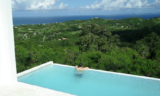 360 Vieques: la piscine