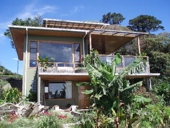 Hidden Canopy Treehouses Boutique Hotel: The main house