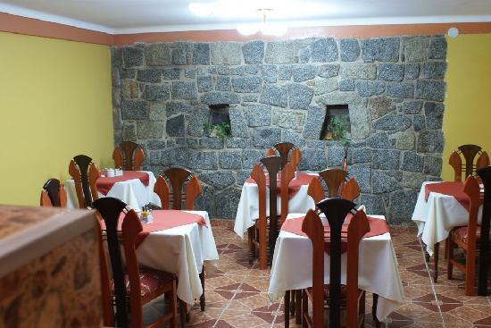 Plaza Andina Machupicchu: Cafeteria