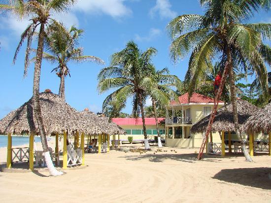 Picnic Center Hotel & Restaurant: Lovely Picnic Centre beach
