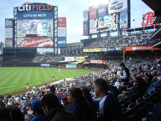 New York City, NY: Citi Field