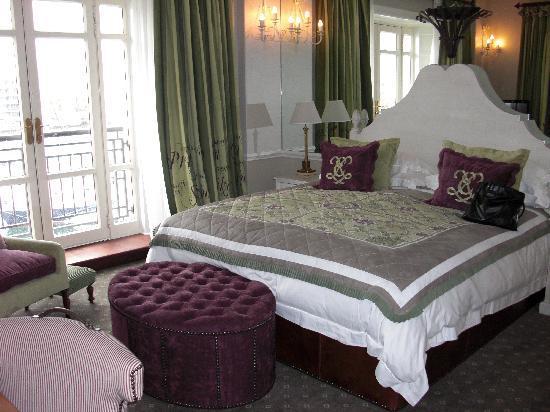 Cape Grace: Schlafzimmer 2