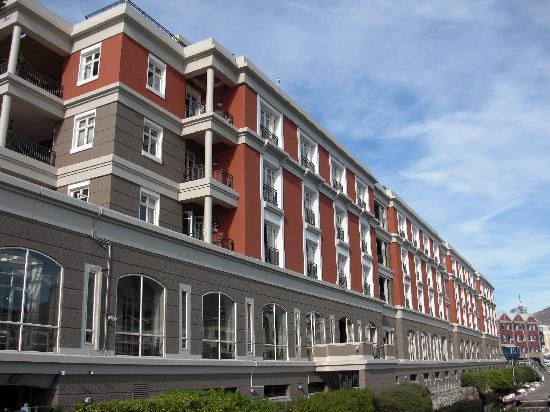 Cape Grace: Hotel Außenansicht