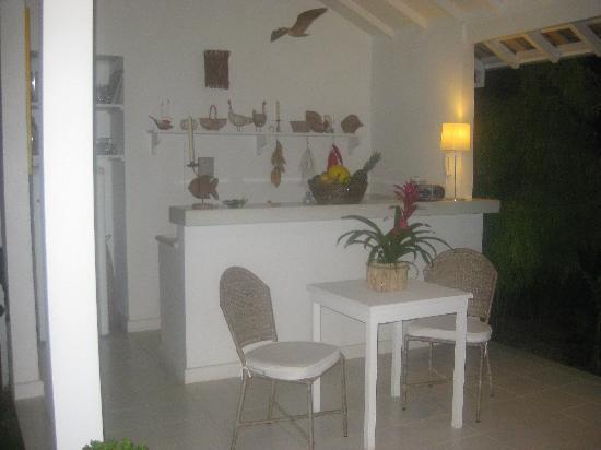 Vivenda Paraty: Bar area