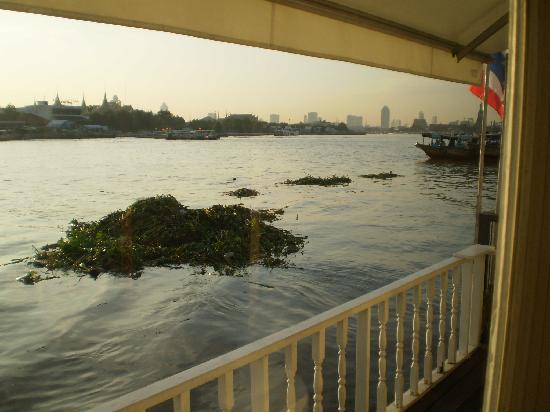 Ibrik Resort by the River: view from River room verandah