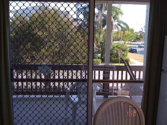 Chillout Noosa : Balcony