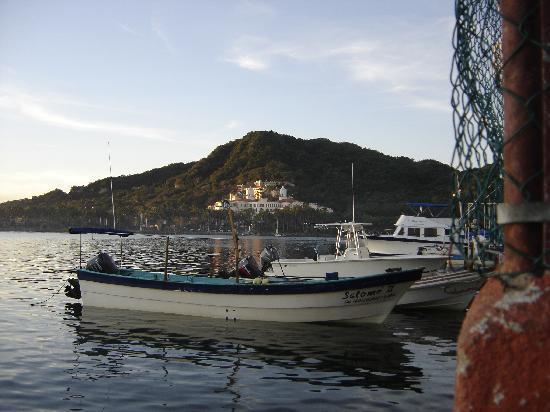 Hoya Del Mar: Fishing boats
