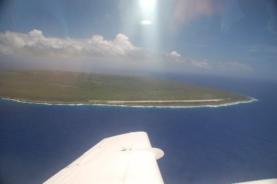Atiu Guesthouse: atiu island