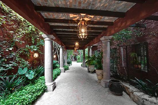 Hotel Casa Luna San Miguel De Allende