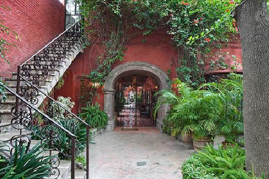 Casa  Hotel Boutique San Miguel De Allende