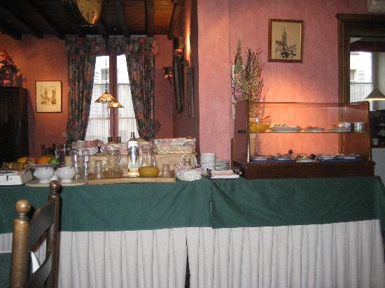 Bryghia Hotel: breakfast (buffet)