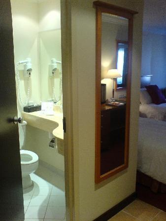 Radisson Blu Hotel, Yanbu : Yanbu Radisson Bathroom
