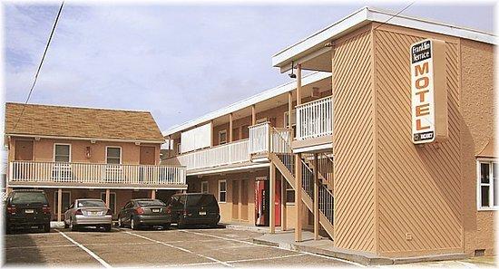 Franklin Terrace Motel: Motel