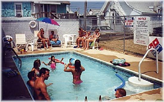 Franklin Terrace Motel: outdoor Pool