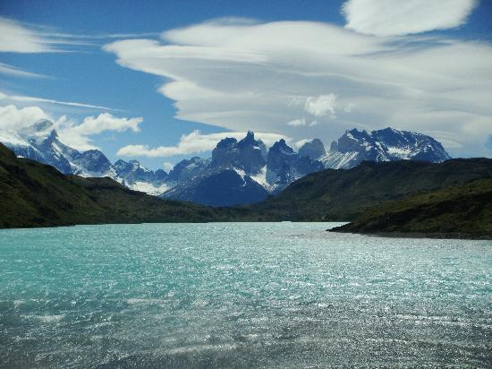 Explora Patagonia - All Inclusive: Cordilleira Paine view from the Weber bridge