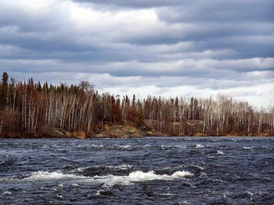 Stony Rapids Photo