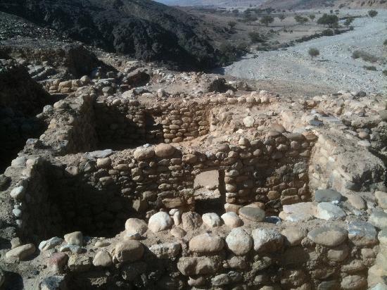 Feynan Ecolodge: 12,000 year old settlement