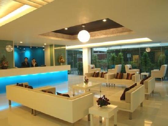 iCheck inn Mayfair Pratunam : Lobby Area