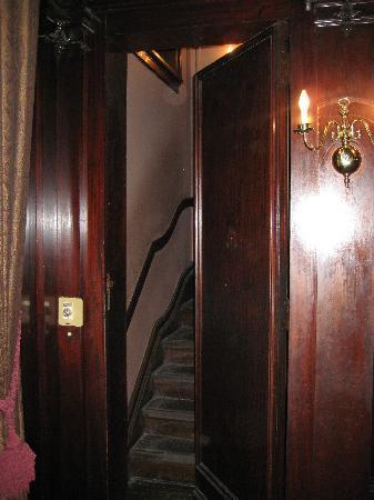 Hidden Passage Picture Of Casa Loma Toronto Tripadvisor