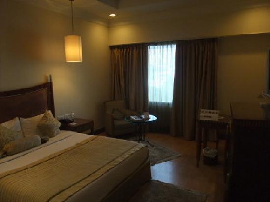 Hotel Hindusthan International Kolkata: 部屋の写真