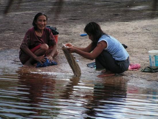 Puerto Ayacucho, Venezuela: indios