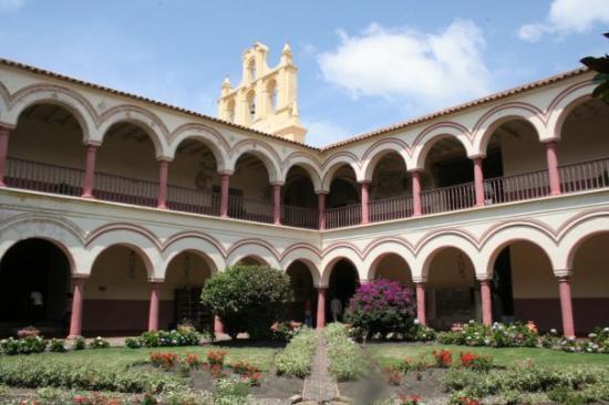 Tunja, Colombia: Convento de San Agustin  Patrimonio Cultural de la Nacion