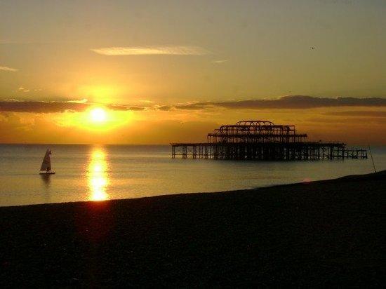 Brighton Marina Foto