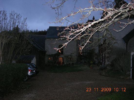 Le Moulin Des Landes: Early Morning
