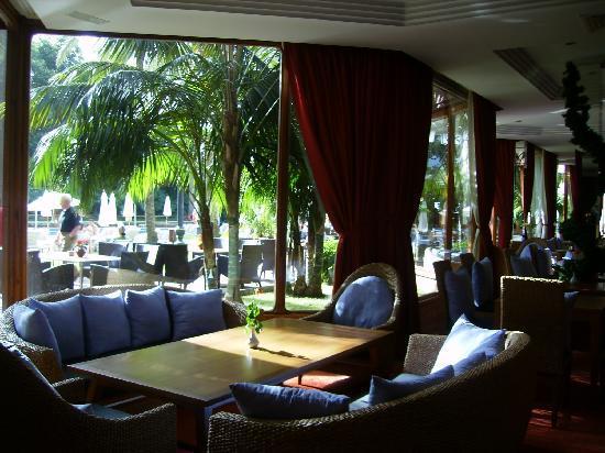 Hotel Botánico & The Oriental Spa Garden: sala desayuno