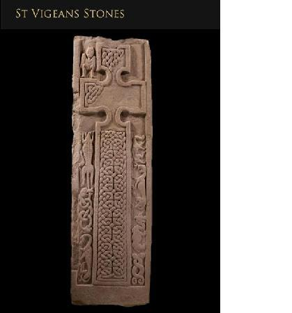 St Vigeans Stones and Museum: Drosten Stone