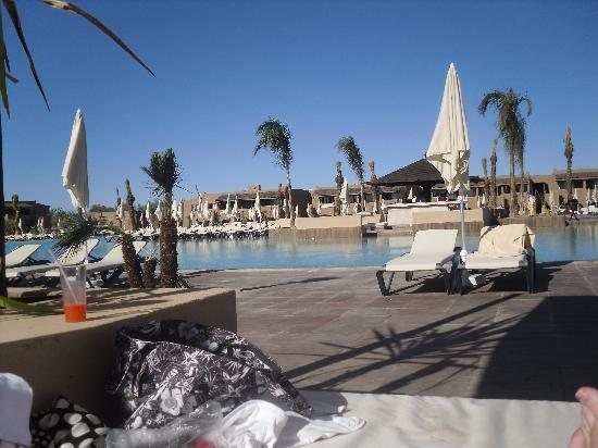 Hotel Riu Tikida Palmeraie : pool