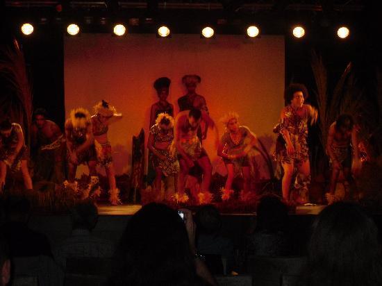 Hotel Riu Tikida Palmeraie : the amazing entertainment!