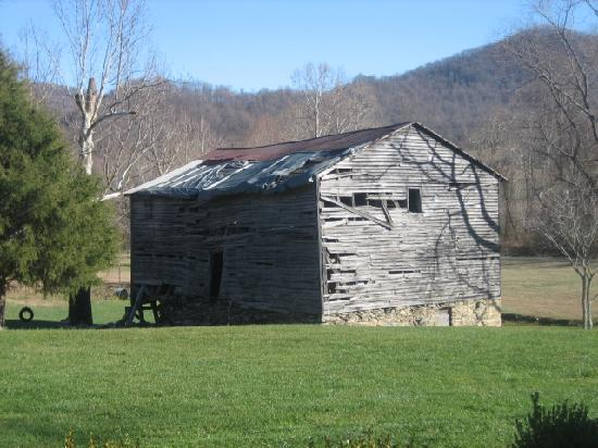Old Mill House: The old mill.