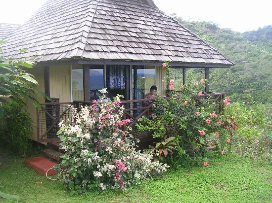 Pension Kanahau : jolie pension