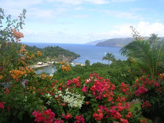Hiva Oa, Polinésia Francesa: Jolie pension bis