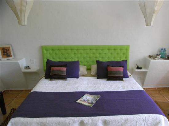 Bo Hotel de Encanto & Spa: Schlafzimmer