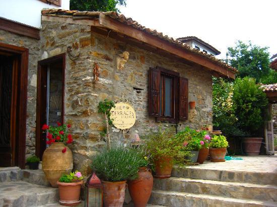 Terrace Houses Sirince: Olive House