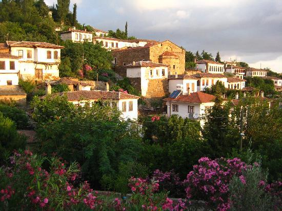 Terrace Houses Sirince: morning in Sirince