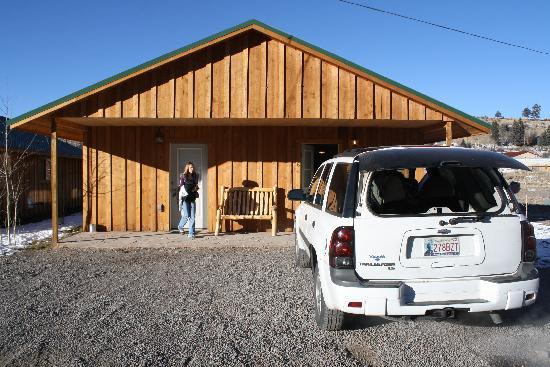 Cascada Cabins: cabin 5, 6