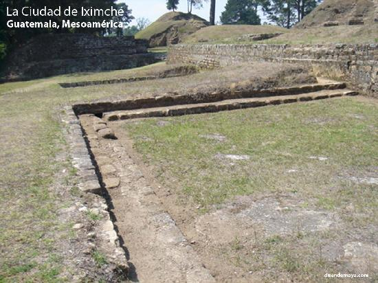 La Ciudad de Iximché - Chimaltenango, Guatemala