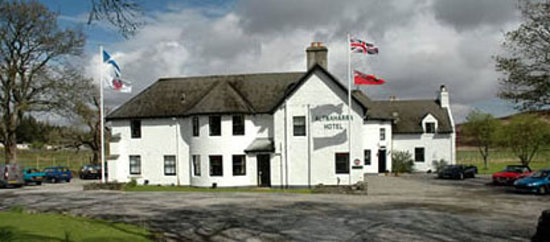 Altnaharra Hotel